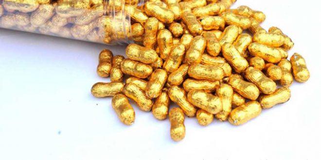 فروش بادام زمینی صادراتی