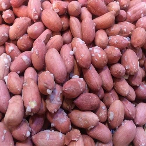 فروش بادام زمینی درجه یک بوداده پارس آباد